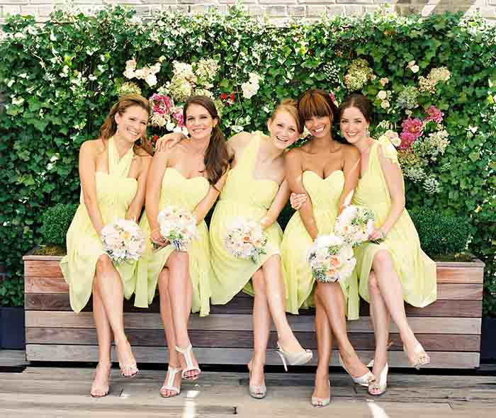 sc 1 st  Chic Fans & 13 Flirty Floral Bridesmaid Dresses Your Squad Will Love | CHIC FANS